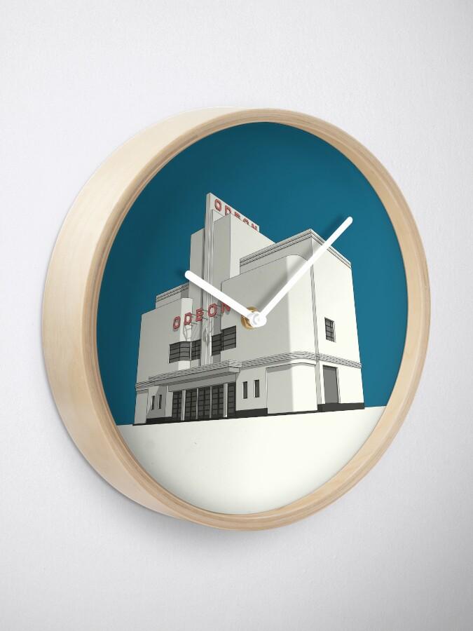 Alternate view of ODEON Balham Clock