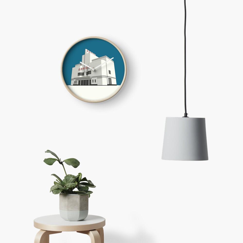 ODEON Balham Clock