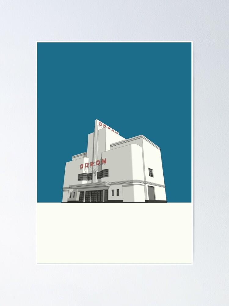 Alternate view of ODEON Balham Poster