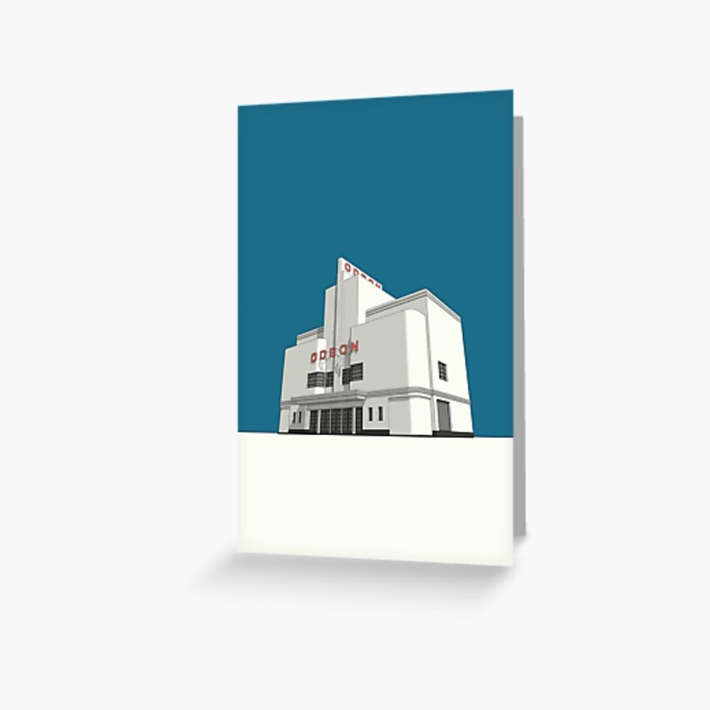 ODEON Balham Greeting Card