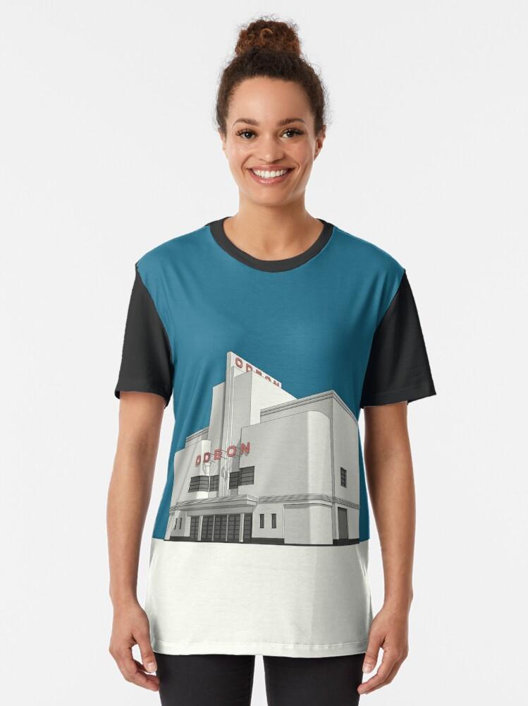 Alternate view of ODEON Balham Graphic T-Shirt
