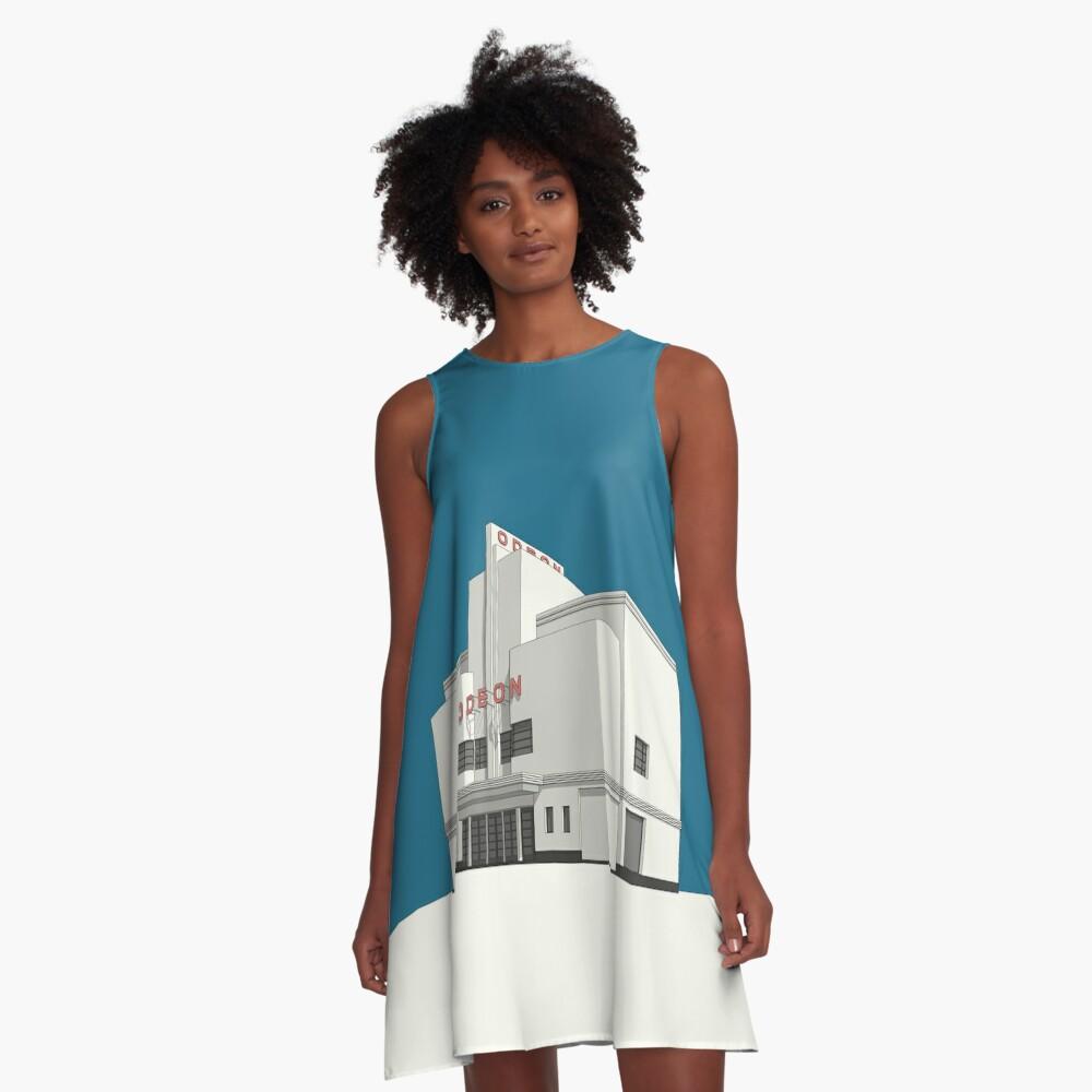 ODEON Balham A-Line Dress