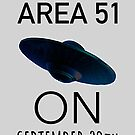 I AM STORMING AREA 51 ON SEPTEMBER 20th (Meme) by Glyphz