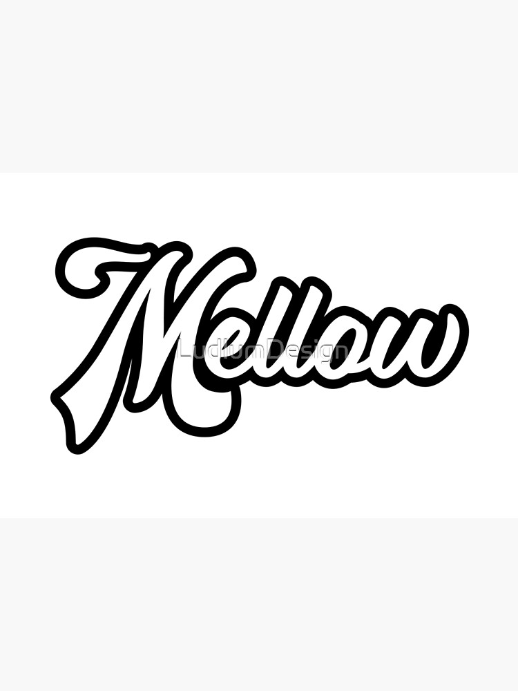 Mellow by LudlumDesign