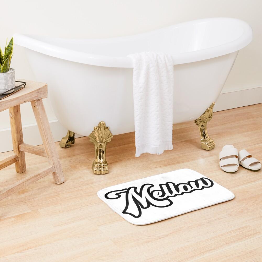 Mellow Bath Mat