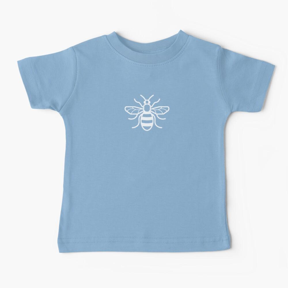Manchester Blue Bee Baby T-Shirt
