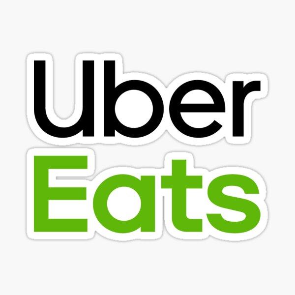 Uber Eats Driver Sticker