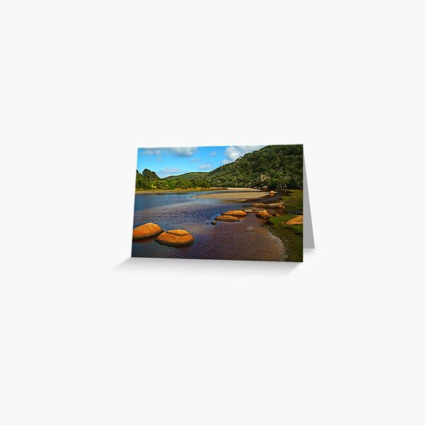 Tidal River,Wilsons Prom Greeting Card