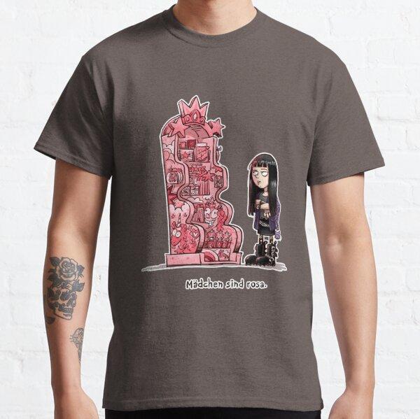 Mädchen sind rosa 1 Classic T-Shirt