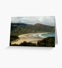 Norman Beach,Wilsons Prom Greeting Card