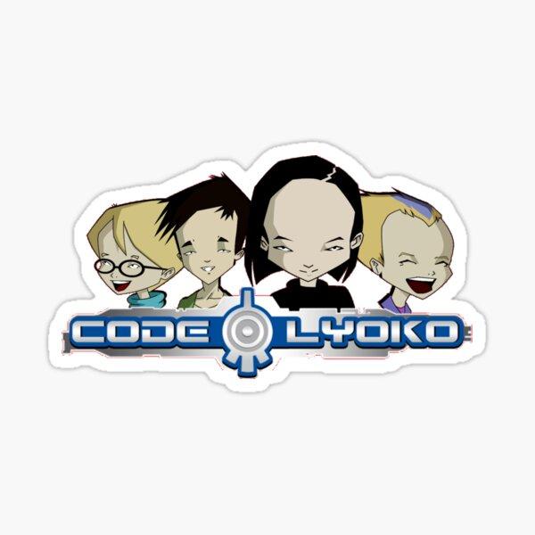 Code Lyoko Sticker