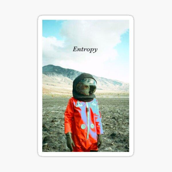 Entropy Sticker