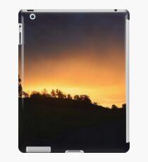 Rural Sunset 2 iPad Case/Skin