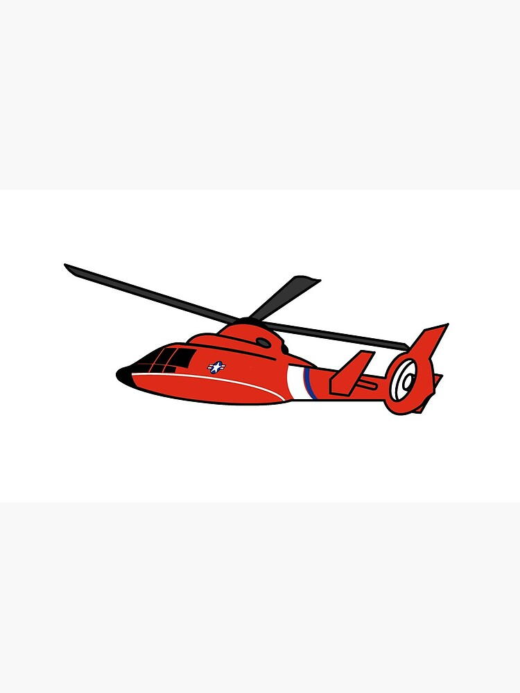 US Coast Guard HH-65 Dolphin by AlwaysReadyCltv