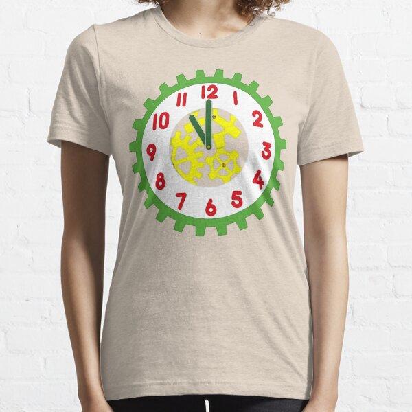 NDVH Play School Clock Essential T-Shirt