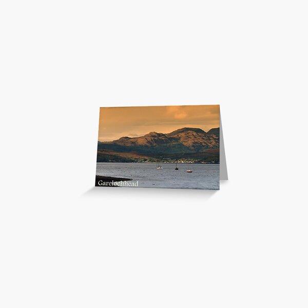 Garelochhead Greeting Card