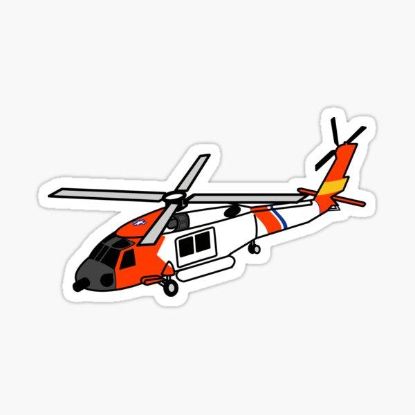 US Coast Guard HH-60 Jayhawk Sticker