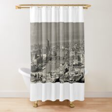 A London view Shower Curtain