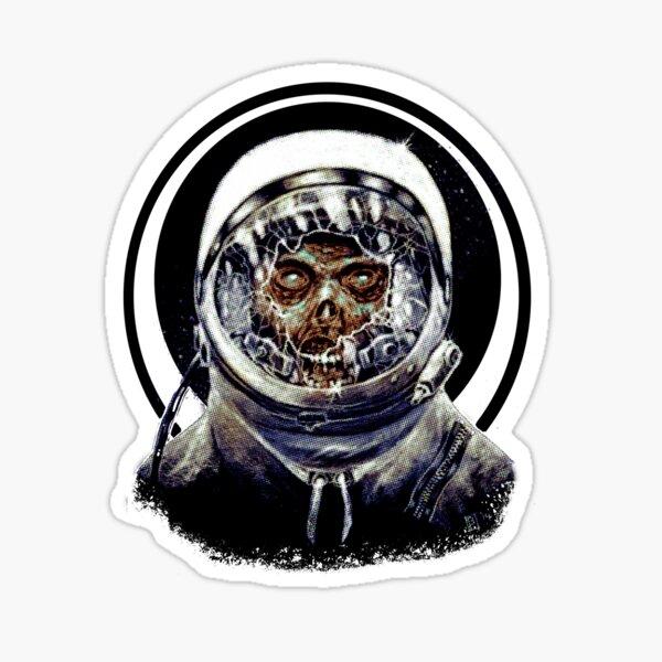 Astro Zombie 2.0 Color Sticker