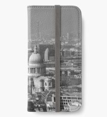 View of London iPhone Wallet/Case/Skin