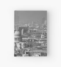 View of London Hardcover Journal
