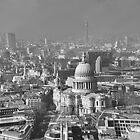 View of London by gabriellaksz