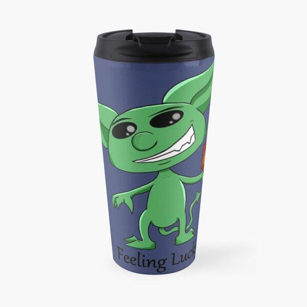 Lucky Dice Imp Travel Mug