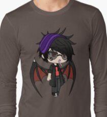 Gacha Life Series - Karl Chibi Vampire Boy Long Sleeve T-Shirt