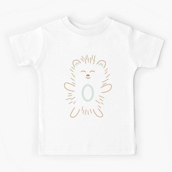 Hedgehog illustration Kids T-Shirt