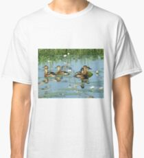 It's a family affair - Yellow River, Kakadu, Northern Territory Classic T-Shirt
