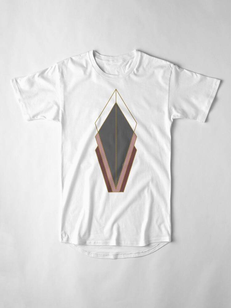 Alternative Ansicht von ART DECO G1 Longshirt