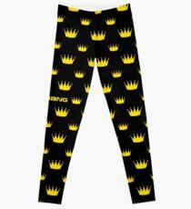 BIGBANG Crown Pattern 2 Leggings