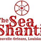 Sea Shanti Logo with Home Port by theseashanti