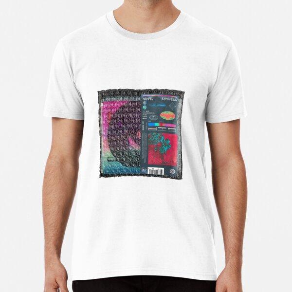 les etoiles vagabondes, nekfeu T-shirt premium