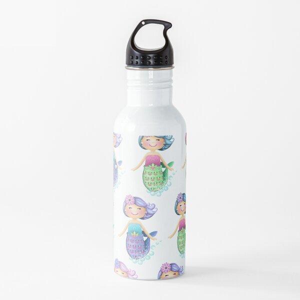 Cute little Mermaids Water Bottle