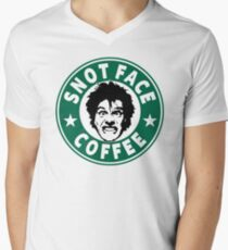 Snot Face Coffee T-Shirt