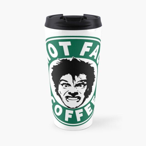 Snot Face Coffee Travel Mug
