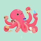 Octonom by raediocloud