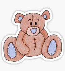 Teddy Bear - BLUE Sticker