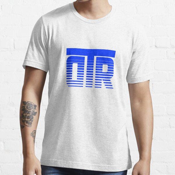 DTR Blue Logo  Essential T-Shirt