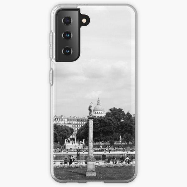 Luxembourg Gardens 14b Samsung Galaxy Soft Case