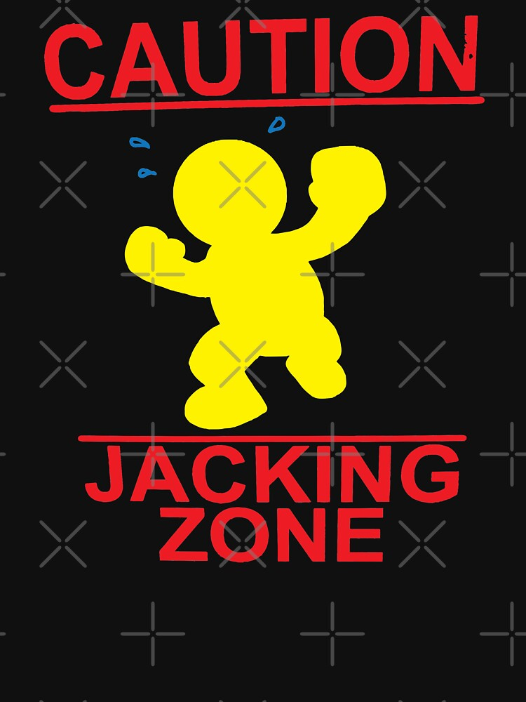 Caution Jacking Zone by HSOC