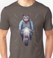 Cafe Racer Cat Speedo T-Shirt