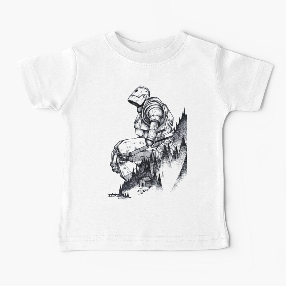 Iron Giant Baby T-Shirt