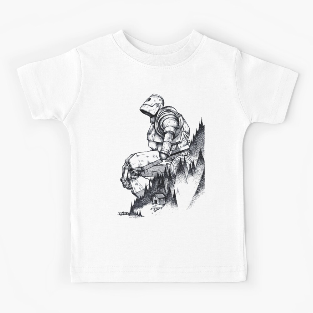 Iron Giant Kids T-Shirt
