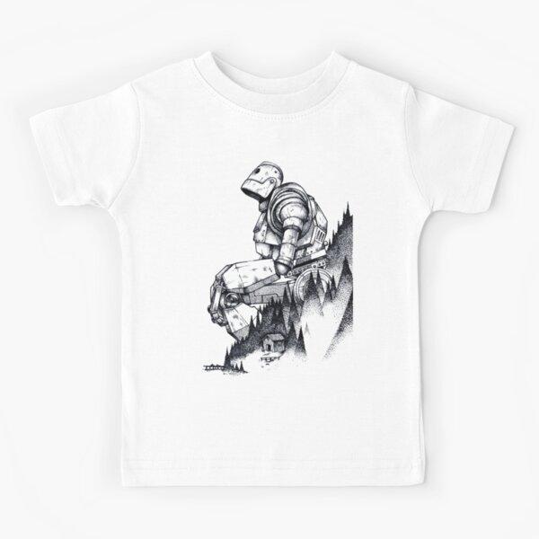 Iron Giant Kids T-Shirt