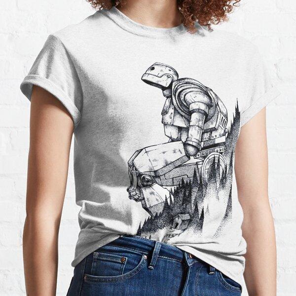 Gigante de hierro Camiseta clásica