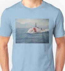U. S. Coast Guard Cutter concept design Unisex T-Shirt