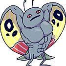 Buff Mothman von ziodynes098