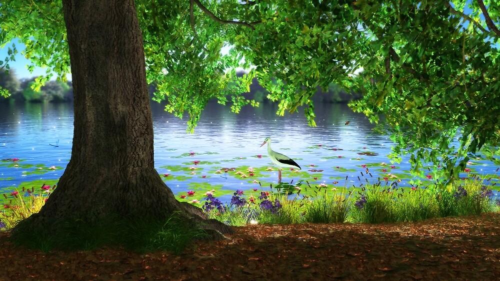 Beside the Still Water by Hannah Joy Patterson